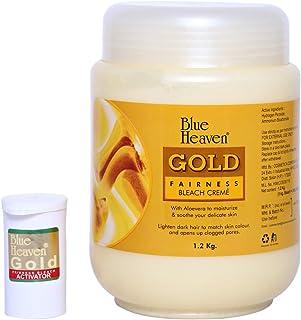 Blue Heaven Gold Fairness Bleach Cream, 1.2 kg