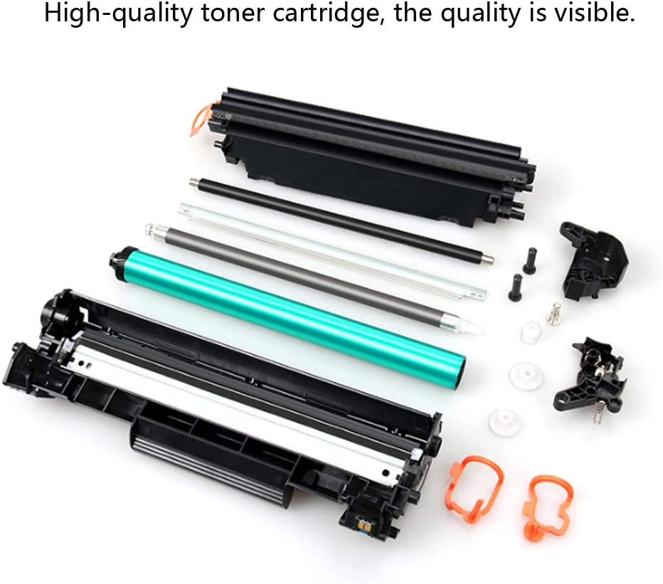 Compatible Replacement for HP Laserjet M1536 MFP M1536DNF P1560 P1566 P1606 P1606DN; Canon LBP6200D LBP6200dw LBP6230d LBP6230dw Printers 5 Pack Toner Cartridge for HP 78A CE278A