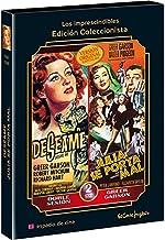 Deseame + Julia se porta Mal DVD 2 Desire Me + Julia Misbehaves con libreto 32 pags + funda de carton [DVD]