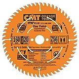 CMT 273.160.56H Lama Circolare Itk-Plus per Taglio di Precisione, Arancio...