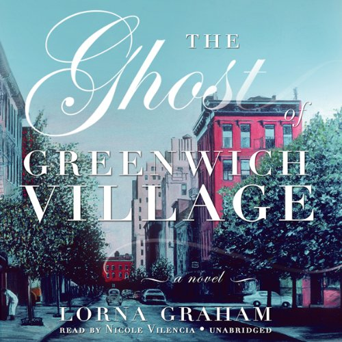 The Ghost of Greenwich Village audiobook cover art