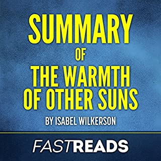 Summary of The Warmth of Other Suns by Isabel Wilkerson cover art