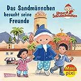 Maxi-Pixi Nr. 189: Das Sandmännchen besucht seine Freunde