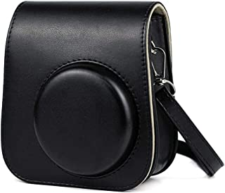 O Ozone Case for Fujifilm Instax Mini 11 Case PU Leather Instant Camera Cover with Adjustable Strap [ Designed Cover for F...