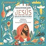 Momentos Con Jesús - Biblia de Encuentros: 20 Historias de Interacción Con Los Cuatro Evangelios
