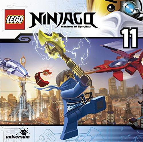 Ninjago - Hörspiel, Vol.11