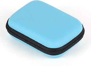 EmNarsissus Kompakt storlek multifunktionell Eva kraftbank hårddiskar förvaringsfodral väska stöttålig förvaringslåda med ...