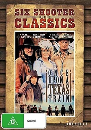Once Upon a Texas Train (Six Shooter Classics) [Import italien]