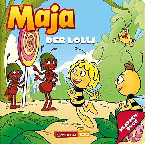 Die Biene Maja Klappenbuch, Activitybuch...