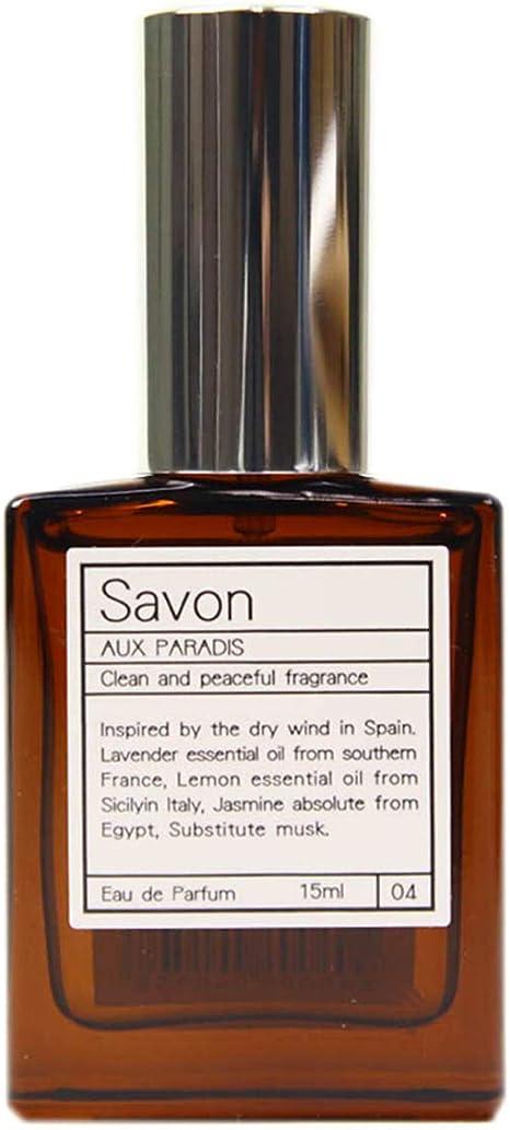 サボン オゥパラディ オゥパラディの#04 Savon(サボン)ってどんな香り?徹底レビューしました♪