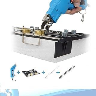 comprar comparacion S SMAUTOP Cortador de espuma Eléctrico Cuchillo caliente 220V 150W Kit de herramientas de corte de esponja de espuma de po...