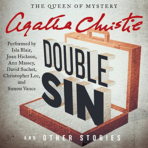 Double Sin and Other Stories audiobook cover art