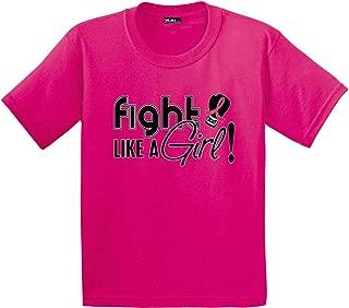 Fight Like a Girl Signature Kids/Youth T-Shirt