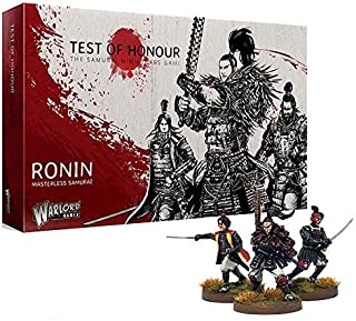 Warlord Games Test of Honour - Samurai Miniatures Game - Ronin (6) (28mm Scale)
