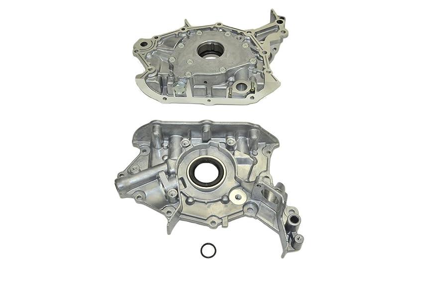 ITM Engine Components 057-1304 Engine Oil Pump for 1994-2006 Lexus/Toyota 3.0L V6 1MZFE ES300, Avalon, Camry, Sienna, Solara