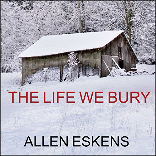 The Life We Bury audiobook cover art