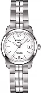 Tissot PR100 Stainless Steel Ladies Watch T0492101101700