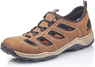 Rieker Uomo Mocassini 08065, Uomini Pantofola