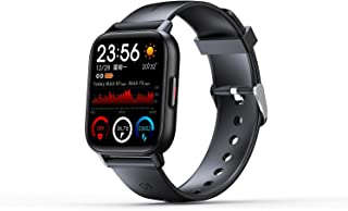 Chulovs Smart Watch, 1.69'' Touch Screen Fitness Tracker Blood Pressure Blood Oxygen Heart Rate Monitor, Pedometer, IP67 W...