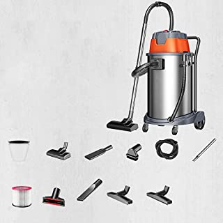HW Hard Word Vacuum Cleaner - 1800W Commercial high-Power Hotel Office Large Suction 60L Vertical Multi-Function Vacuum Cleaner, Vacuum Cleaners (Color : Regular Version)