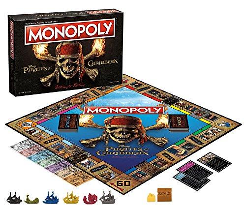 Monopoly: Pirates des Caraïbes Édition Ultime (Pirates of the Caribbean) - 1