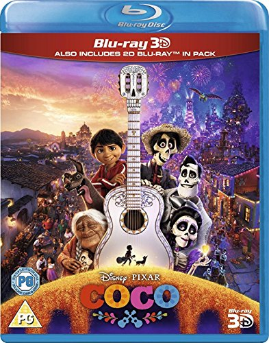 Coco [Blu-ray 3D]