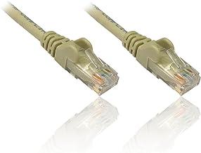 Gembird PP12-10M - Cable de red CAT5E, Gris, 10m