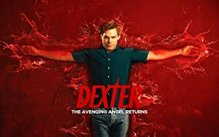 dexter season 8 wallpaper