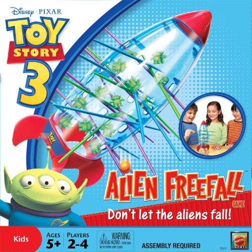 Jeux Mattel - P5311 - Jeu d'action et Réflexe - Sos Aliens