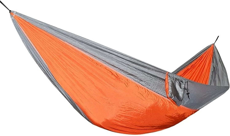 Hammock Camping Double Single Parachute Nylon Portable Sacramento Mall Boston Mall
