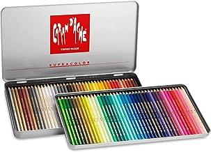 Caran D'ache Caran D''Ache Supracolor II Set of 80 Colors (3888.380)