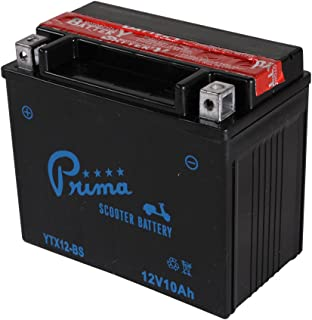 Battery (12V TX12-BS, Sealed); Vespa ET4, GT, LX150