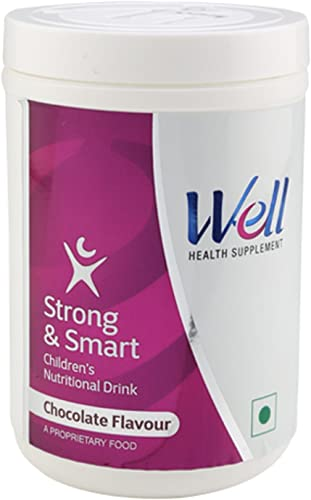 ModiCare Well Strong and Smart Children Nutritional Drink Chocolate 200 gm