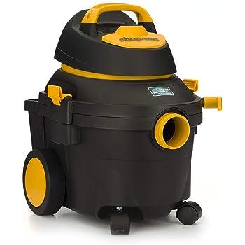 Shop-Vac 4 Gallon5.5 Peak HP Wet/Dry Utility Vacuum with SVX2 Motor Technology
