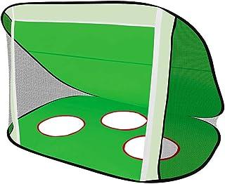 Kimanli 2 in 1 Pop Up Kids Soccer Goal Portable Kids Soccer Goal Kids Soccer Target