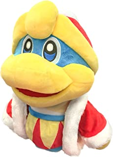 三英貿易(Sanei Boeki) Star Kirby DEDEDE King Puppet Pupupu Toy Plush from Japan