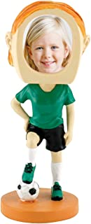 Neil Enterprises, Inc Female Soccer Player Photo Bobble Head