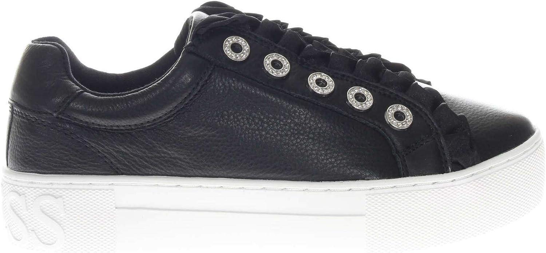 Gissa skor svart FL5MRZLE12
