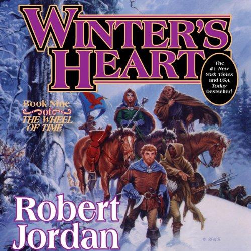 Winter's Heart audiobook cover art