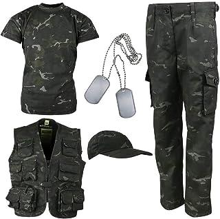 Kombat UK Children's Explorer Army Kit