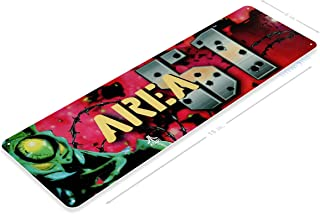 Tinworld TIN Sign A220 Area 51 Arcade Shop Game Room Metal Sign Marquee Retro Console 6