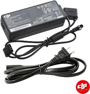DJI Original Inspire 1 Quadcopter 100W Power Adapter TB47 TB48 Battery Charger (A14-100P1A) + DJI Original 100W Power Adapter AC Cable