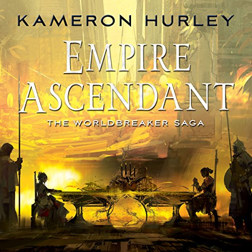 Empire Ascendant audiobook cover art