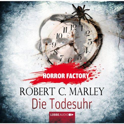 Die Todesuhr audiobook cover art