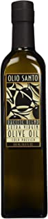 Olio Santo California Extra Virgin Olive Oil - Cold Press, 500ml (16.9 oz)