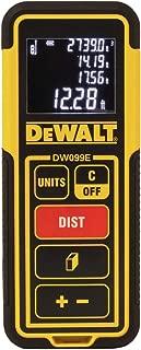 DEWALT DW099E 100ft LASER DISTANCE MEASURER