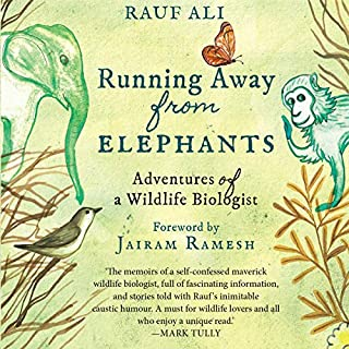Running Away from Elephants cover art