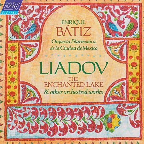 Orquesta Filarmónica de la Ciudad de México & Enrique Batiz