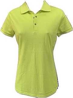 RLX Ralph Lauren Women's Golf Short Sleeve Classic Fit Tech Mesh Polo