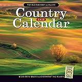 The Old Farmer's Almanac 2019 Country Calendar